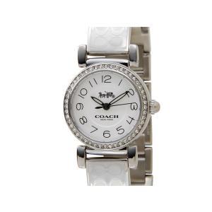 コーチ COACH 腕時計 レディース 14502870 Madison マディソン バングルウォッチ シルバー 時計 女性 新品【送料無料】|s-select