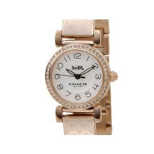 コーチ COACH 腕時計 レディース 14502872 Madison マディソン バングルウォッチ ピンクゴールド 時計 女性 新品【送料無料】|s-select