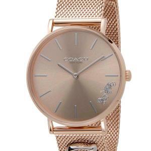 コーチ COACH 腕時計 レディース ピンクゴールド 14503338 PERRY ペリー|s-select