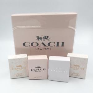 コーチ COACH  ミニチュアコレクション ミニボトル 4.5mlx4 香水 レディース (香水/コスメ)|s-select