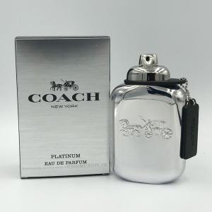 コーチ COACH 香水 プラチナム オードパルファム 100ml EDP メンズ 男性用 フレグランス (香水/コスメ) 新品|s-select