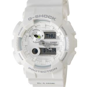 CASIO カシオ G-SHOCK GAX-100A-7ADR Gショック Gライド クオーツ ホワイト メンズ 腕時計|s-select