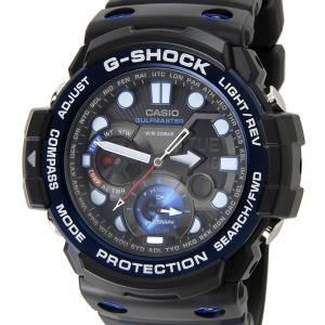 クリアランスセール 2万円均一 カシオ CASIO Gショック GN-1000B-1ADR G-SHOCK ガルフマスター ツインセンサー メンズ 腕時計|s-select