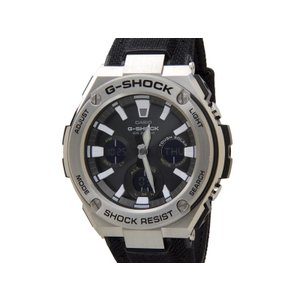 カシオ Gショック CASIO G-SHOCK メンズ 腕時計 GST-S130C-1A DR DR ソーラー ブラック×シルバー 送料無料 s-select
