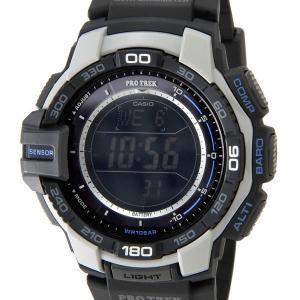 カシオ プロトレック PRG270-7DR CASIO PROTREK タフソーラー トリプルセンサー メンズ 腕時計|s-select