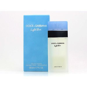 ドルチェ&ガッバーナ ライトブルー オードトワレ 50ml メンズ 香水 フレグランス  ユニセックス (香水/コスメ)|s-select