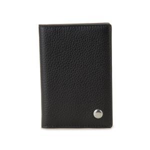 ダンヒル dunhill カードケース 名刺入れ ボストン L2W347A ブラック【送料無料】|s-select
