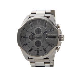ディーゼル DIESEL 時計 DZ4282 Mega Chief メガチーフ ガンメタリック メンズ 腕時計【送料無料】|s-select