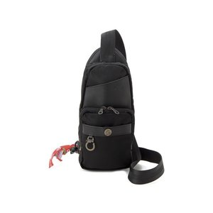 デザルティカ DESERTIKA ボディバッグ RIGADRITTO-LH 斜め掛けショルダーバッグ ブラック メンズ|s-select
