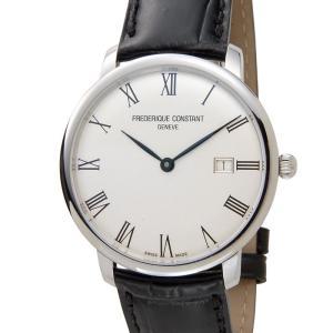 訳あり 外箱キズあり フレデリック・コンスタント Frederique Constant メンズ 腕時計 FC-306MR4S6 スリムライン 新品|s-select