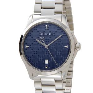 グッチ GUCCI 時計 YA1264025 Gタイムレス ブルー ユニセックス メンズ レディース 腕時計 新品【送料無料】 s-select