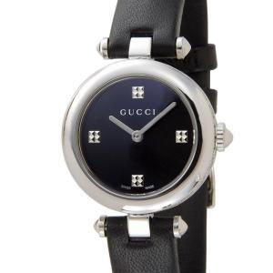 グッチ GUCCI 時計 YA141506 Diamantissima ディアマンティッシマ スモール ブラック レディース 腕時計 新品【送料無料】|s-select