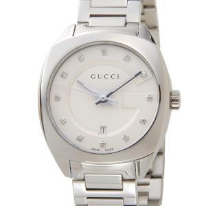 グッチ GUCCI 時計 YA142504 GG2570 ダイヤインデックス ブラック レディース 腕時計【送料無料】|s-select
