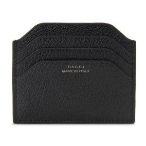 グッチ GUCCI カードケース 322107AS90N1000 ブラック メンズ ブランド|s-select