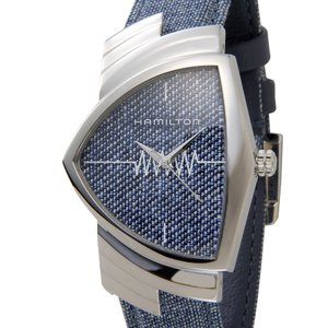 ハミルトン HAMILTON ベンチュラ 24411941 Ventura デニム メンズ 腕時計|s-select
