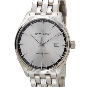 ハミルトン HAMILTON メンズ 腕時計 JAZZ MASTER ジャズマスター ジェント シルバー H32451151|s-select
