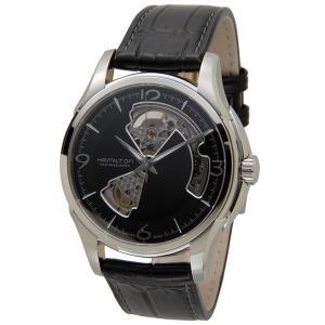 ハミルトン HAMILTON H32565735 ジャズマスターオープンハート メンズ 腕時計【送料無料】|s-select|02