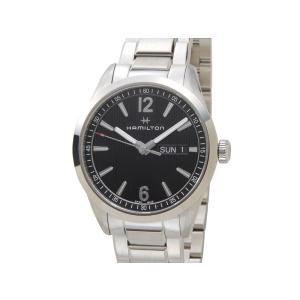 サマーセール ハミルトン HAMILTON 腕時計 メンズ H43311135 Broadway Day Date ブロードウェイ デイデイト 時計 男性 新品|s-select