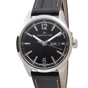 HAMILTON ハミルトン メンズ 腕時計 H43311735 Broadway ブロードウェイ デイデイト ブラック 新品 【送料無料】|s-select