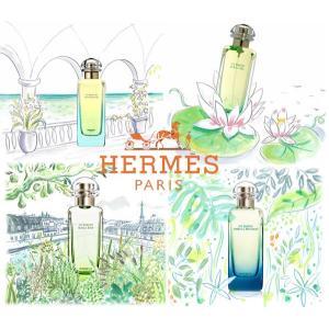 エルメス 李氏の庭 Hermes 庭シリーズ 香水 オードトワレ 50ml EDT (香水/コスメ) s-select 02