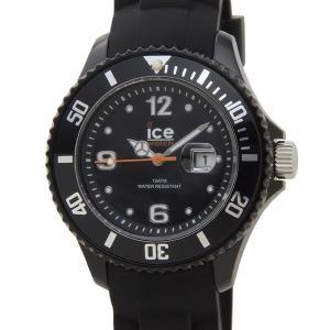 ICE WATCH アイスウォッチ SI.BK.S.S.09 000123 アイス フォーエバー 36mm ブラック レディース 腕時計 新品|s-select