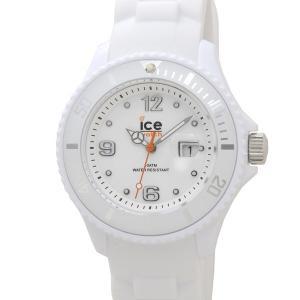 ICE WATCH アイスウォッチ SI.WE.S.S.09 アイス フォーエバー 36mm ホワイト レディース 腕時計 000124 新品|s-select