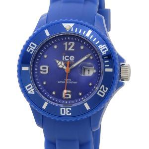ICE WATCH アイスウォッチ SI.BE.S.S.09 アイス フォーエバー 36mm ブルー レディース 腕時計 000125 新品|s-select