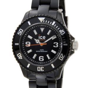 ICE WATCH アイスウォッチ SD.BK.S.P.12 アイスソリッド スモール ブラック レディース 腕時計 000612 新品|s-select