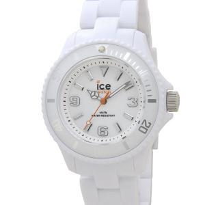 アイスウォッチ ICE WATCH SD.WE.S.P.12 000613 アイス ソリッド 36mm ホワイト レディース 腕時計|s-select