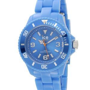 ICE WATCH アイスウォッチ 腕時計 000614 アイス ソリッド 38mm ブルー ユニセックス|s-select
