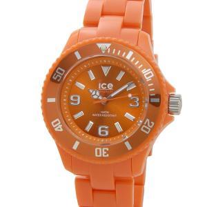 ICE WATCH アイスウォッチ SD.OE.S.P.12 アイス ソリッド 36mm オレンジ レディース 腕時計 000617|s-select