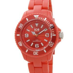 ICE WATCH アイスウォッチ SD.RD.S.P.12 アイス ソリッド 36mm レッド レディース 腕時計 000618|s-select