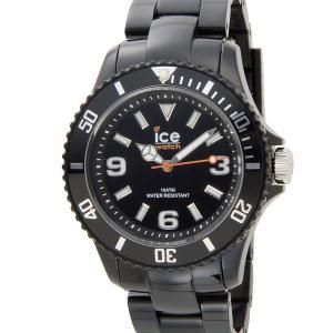 ICE WATCH アイスウォッチ 腕時計 000622 アイス ソリッド 43mm ブラック ユニセックス|s-select