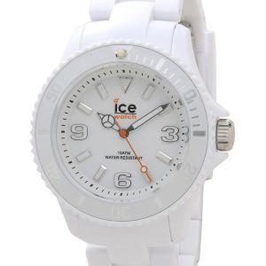 アイスウォッチ ICE WATCH SD.WE.U.P.12 000623 アイス ソリッド 40mm ホワイト ユニセックス 腕時計|s-select
