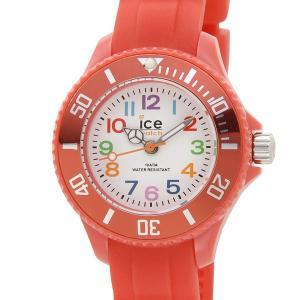 ICE WATCH アイスウォッチ 腕時計 000787 ICE mini MN.RD.M.S.12 アイス ミニ 30mm レッド ユニセックス (キッズ)|s-select
