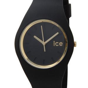 アイスウォッチ ユニセックス 腕時計 ICE WATCH 000918 ICE.GL.BK.U.S.13 40mm メンズ/レディース|s-select