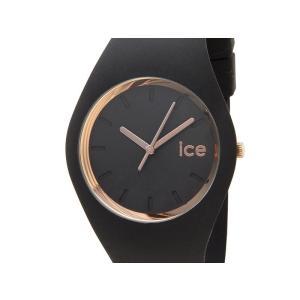 アイスウォッチ ICE WATCH 腕時計 000980 ICE glam アイスグラム ブラック 41mm ユニセックス メンズ レディース 時計|s-select