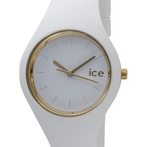 ICE WATCH アイスウォッチ ICE.GL.WE.S.S.14 000981 アイスグラム ホワイト レディース 腕時計|s-select