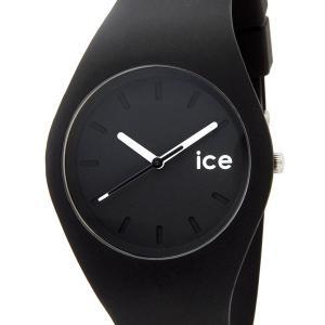 アイスウォッチ ICE WATCH 腕時計 ユニセックス ICE.BK.US.15 001226 オラ クオーツ ブラック メンズ レディース|s-select