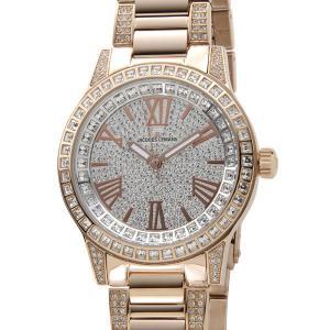 ジャックルマン 腕時計 メンズ JACQUES LEMANS 1-1798F ポルト 42mm スワロフスキー×ピンクゴールド コンビ ブランド【送料無料】|s-select