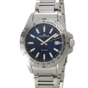 ジャックルマン 1-1903C リバプール デイト JACQUES LEMANS メンズ 腕時計 ブルー|s-select