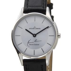 ジャックルマン JACQUES LEMANS 日本限定モデル レディース 腕時計 11-1778G-1 ケビンコスナー・コレクション ロンドン 革ベルト 新品|s-select