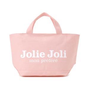 Jolie Joli ジョリージョリ トートバッグ JJ-2018996-040 キャンバスバッグ PM [M] レディース ピンク s-select
