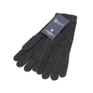 ジョンストンズ Johnstons 手袋 HAD3226 HA0700 カシミア 100% グローブ チャコールグレー メンズ レディース 新品|s-select