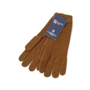 ジョンストンズ Johnstons 手袋 HAD3226 SB4240 カシミア 100% グローブ ダーク キャメル メンズ レディース 新品|s-select