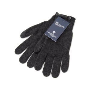 ジョンストンズ Johnstons 手袋 HAY2241 HA0700 カシミア 100% グローブ チャコールグレー レディース 新品|s-select
