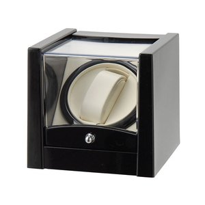 ワインダー 1本巻き KA079 BK ワインディングマシーン 腕時計/自動巻き機|s-select