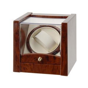 ワインダー 1本巻き KA079 WD ワインディングマシーン 腕時計/自動巻き機|s-select