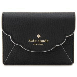 ケイトスペード パスケース 定期入れ Kate Spade PWRU5381 001 カードケース ブラック s-select