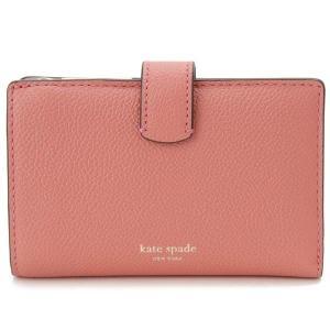 ケイトスペード Kate Spade 財布 ピンク 二つ折り財布 レディース PWRU7419 801|s-select